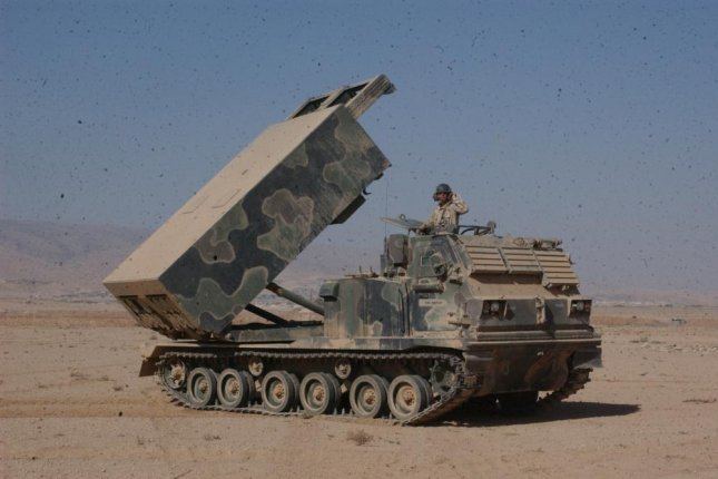 The U.S. State Department has approved the sale of Guided Missile Launcher Systems, or GMLRS, to the French military. Department of Defense photo