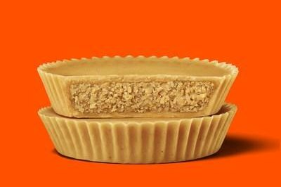 The new Reese's Ultimate Peanut Butter Lovers Cups will debut in April, The Hershey Company said Monday.