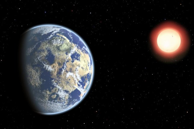 Researchers say Earth developed life prematurely. The chance of life improves greatly across the cosmos in the distant future, a new study shows. Photo by Christine Pulliam/Harvard/Smithsonian/CfA