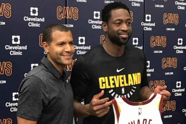 66e23be73c95 Dwyane Wade responds to Cleveland dis from Boston Celtics  Kyrie ...