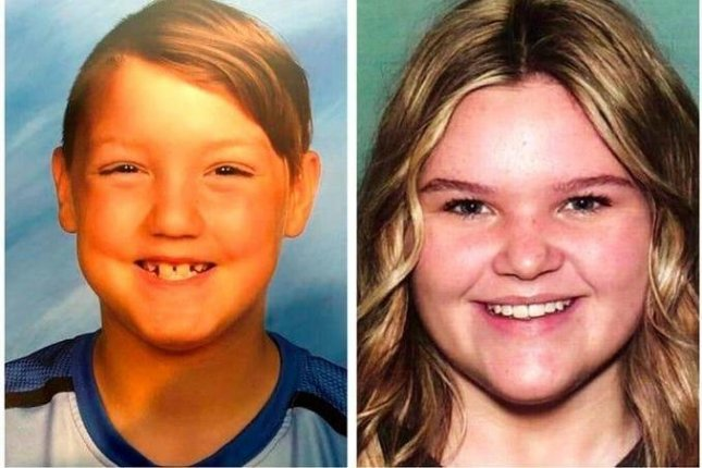 Lori Vallow was charged with conspiracy to commit destruction, alteration or concealment of evidence late Monday night in the deaths of her children Joshua JJ Vallow and Tylee Ryan, pictured above. Photocourtesy of the National Center for Missing and Exploited Children
