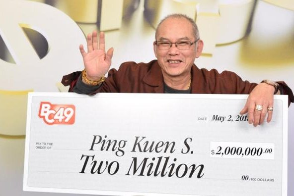 Man celebrates birthday, retirement and lottery win on same day