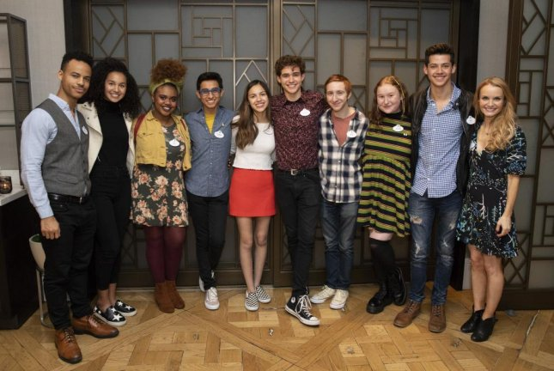 6ca6c518b Filming underway on  High School Musical  reboot series - UPI.com