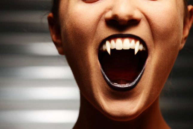 Real vampires don't have fangs or attack people to drink their blood, but they fear judgment and reprisal from medical professionals, according to a new study. Photo: Kamil Macniak/Shutterstock