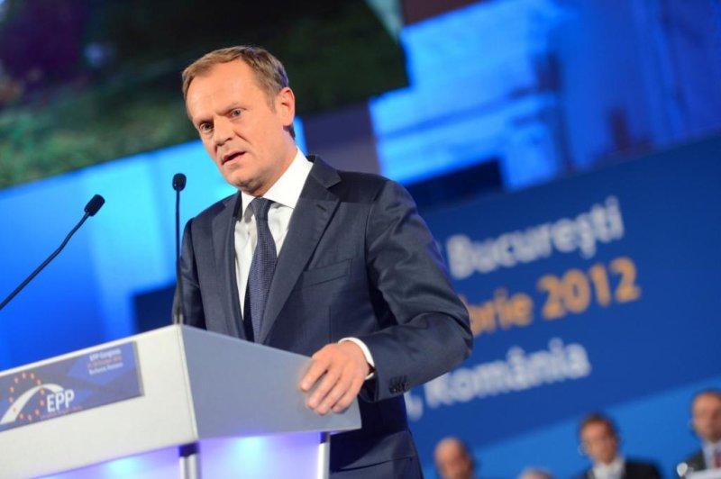 Polish PM Tusk resigns to lead European Council