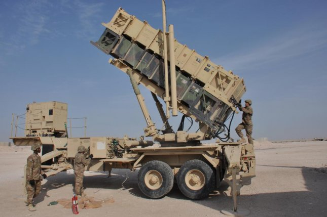 Lockheed Martin Missiles and Fire Control has been awarded $58 million foreign military sales contract modification to enhance Qatari and Saudi Patriot missile systems. A Patriot missile system is shown here at Al Udeid Air Base in Qatar in 2015. U.S. Air Force photo