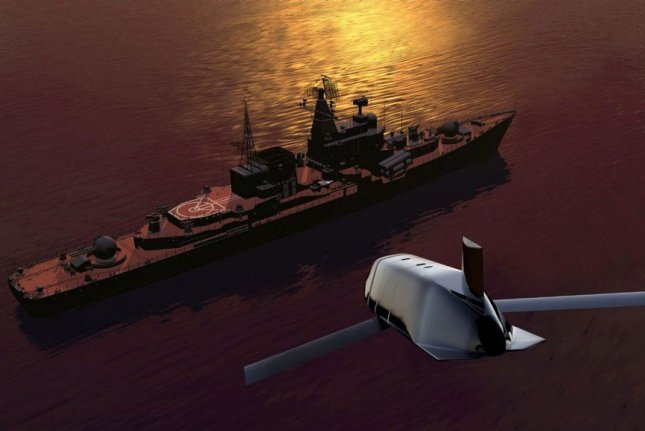 The LRASM is meant to be an air-launched, precision-guided, anti-ship and anti-surface warfare weapon for the U.S. Air Force and Navy. Photo courtesy of Lockheed Martin
