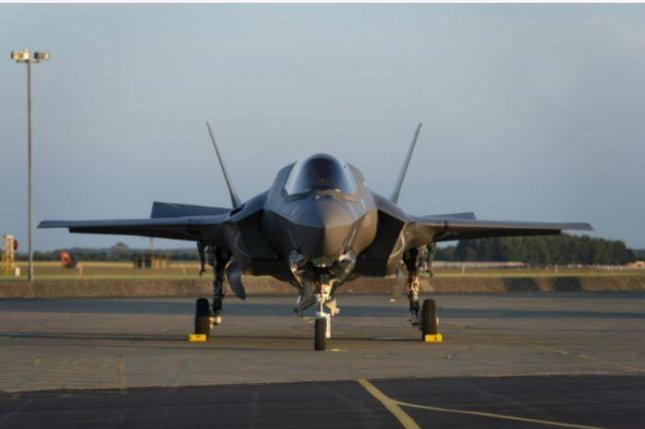 The Biden administration announced a pause on international armaments sales, including a deal with the united Arab Emirates for 50 F-35 fighter planes, pictured. Photo courtesy of BAE Systems