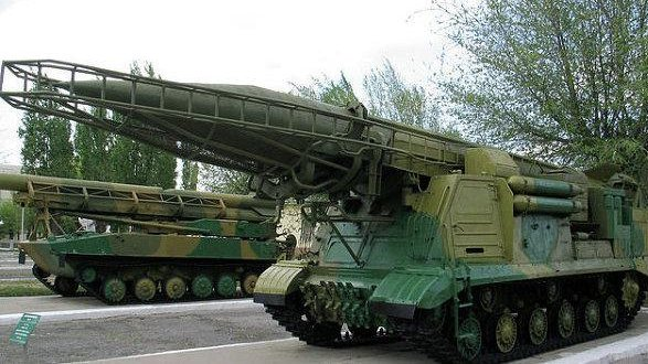 Scud missiles. (Wikipedia)