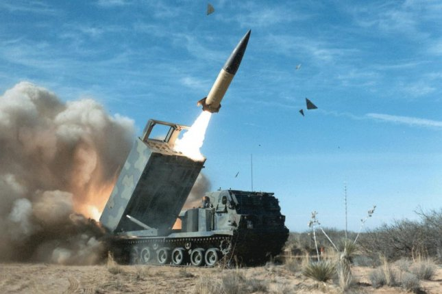 Testing with the modernized Tactical Missile System munitions supports the U.S. Army's TACMS Service Life Extension Program, an effort to extend the service life for the missile systems. Photo courtesy of Lockheed Martin