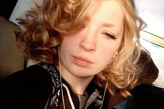 Haylee Marie Martin, 17, was found safely Friday in Scott County, Ky., after being missing since Jan. 13. Photo courtesy Franklin County Sheriff's Office/Facebook