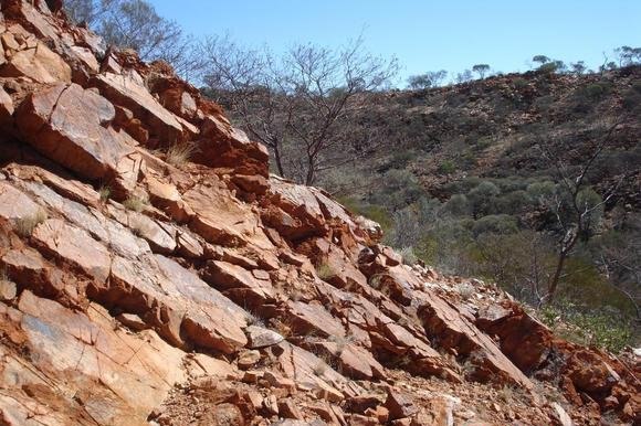 Modern plate tectonics emerged roughly 3.6 billion years ago, say scientists who studied zircons from Jack Hills of Western Australia. Photo by Dustin Trail/University of Rochester