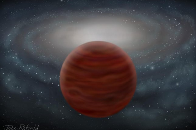 Astroboffins stunned by biggest brown dwarf at edge of our galaxy