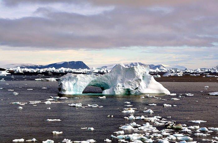 Scientists track noisy icebergs across world's oceans