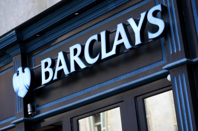 Barclays PLC has agreed to pay $100 million to 44 U.S. states to settle a lawsuit filed by the states accusing the British bank of manipulating the London Interbank Offered Rate (LIBOR). It's the second Libor manipulation case this decade that has prompted Barclays to pay to settle allegations. File Photo by David Franklin/Shutterstock