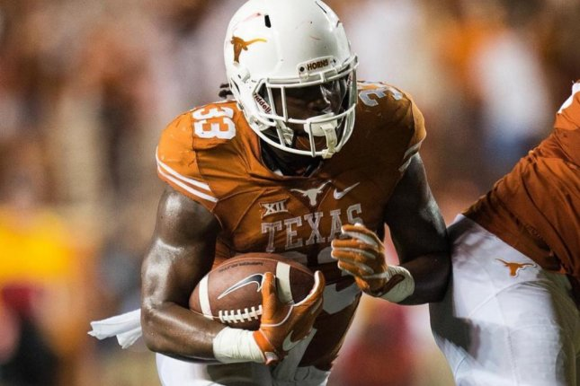 Former Texas running back D'Onta Foreman. (Longhorns Football/Instagram)