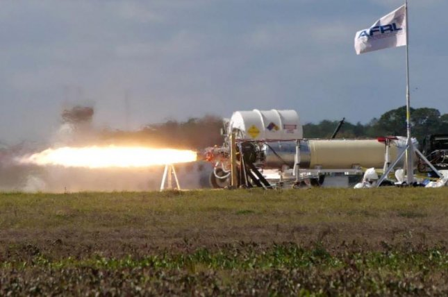 A report recommends that the Pentagon coordinate its hypersonic missile development efforts -- including tests like that of the X-60A rocket, pictured, which is capable of hypersonic speed -- with better definition of the roles and responsibilities of those in leadership. Photo courtesy of U.S. Air Force