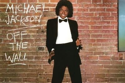 Michael Jackson's Off the Wall will be re-released in February. Photo courtesy of Legacy Recordings