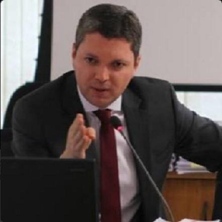 Fabiano Silveira resigned on Tuesday after a tape was released in which he was heard discussing an anti-corruption investigation. His resignations follows a similar one by Brazilian Minister of Planning Romero Jucá. Photo courtesy of Fabiano Silveira