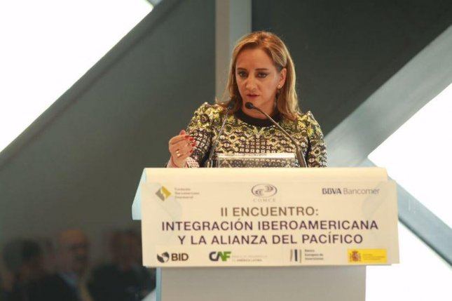 In a video message, Mexican Secretary of Foreign Affairs Claudia Ruiz Massieu told Mexican civilians living in the United States -- whether legally or illegally -- that the government of Mexico is with you. Mexico's Ministry of Foreign Affairs on Wednesday released a list of measures to protect the Mexican community from abuse and fraud in the United States following the election of Donald Trump, who promised to take a strong stance against illegal immigration. Photo courtesy of Claudia Ruiz Massieu