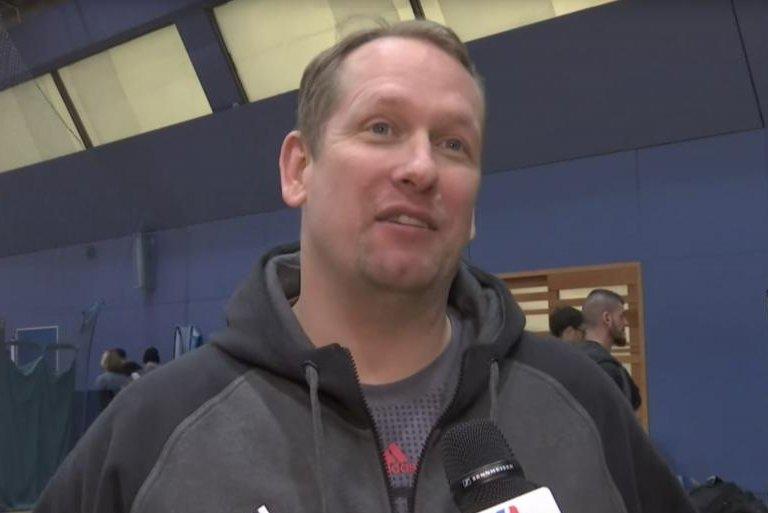 Raptors hiring assistant Nick Nurse to replace Dwane Casey ...
