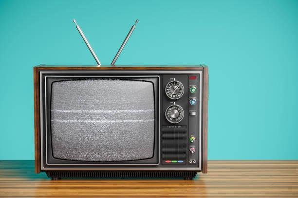 Engineers visited a Welsh town where residents reported losing broadband signal at the same time every day for 18 months and discovered the cause was electrical interference from a resident's old TV set. Photo courtesy of Openreach