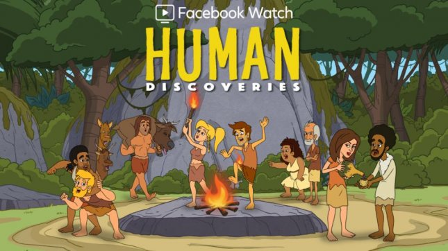 Human Discoveries, featuring the voice talents of Zac Efron, Anna Kendrick and Lamorne Morris, will premiere on July 16. Image courtesy of Facebook.
