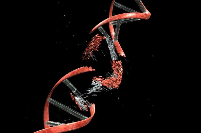 DNA damage, cancer caused by ionizing radiation identified