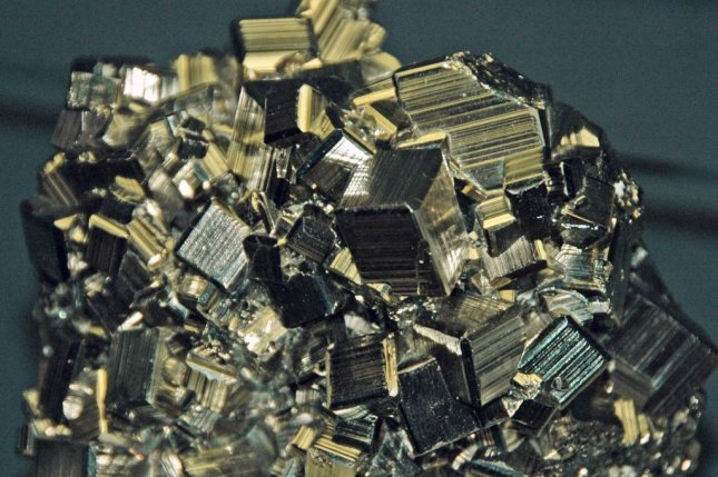 While pyrite may not be a good proxy for ancient oxygen levels, researchers suggest it can offer insights into local sea level changes and tectonic plate dynamics. Photo by John St. James/Flickr