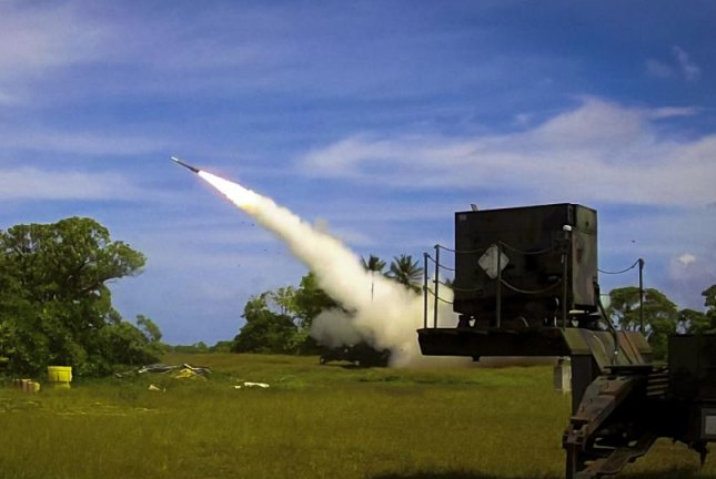 The U.S. military in South Korea has begun work on a Patriot Advanced Capability 3 (PAC-3) interceptor upgrade. File Photo courtesy of U.S. Missile Defense Agency