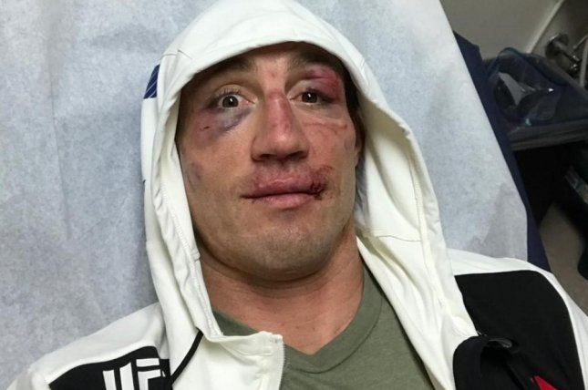 UFC fighter Tim Kennedy. Photo courtesy of Tim Kennedy/Instagram