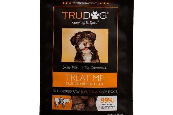The FDA has recalled some treats made by TruPet. Photo courtesy of FDA