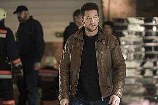 Luke Roberts' hostage thriller Ransom is to return for Season 2 on April 7. Photo courtesy of CBS