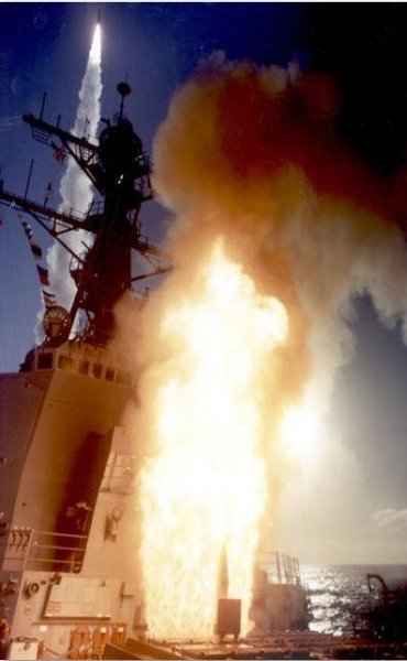 A $313.9 million sale of SM-2 Block IIIB standard missiles to South Korea was approved on Friday by the U.S. Defense Security Cooperation agency. Photo courtesy of U.S. Navy