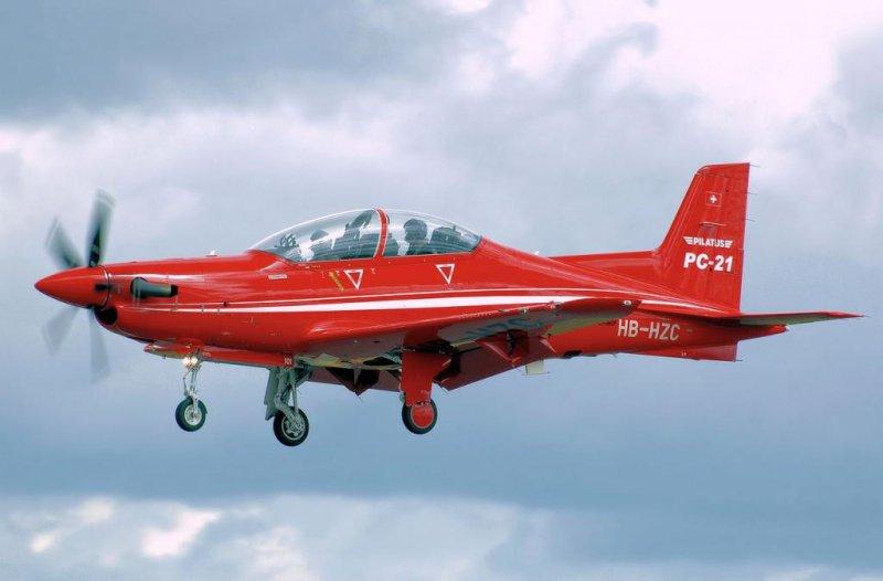 Pilatus PC-21 (CC/Arpingstone)