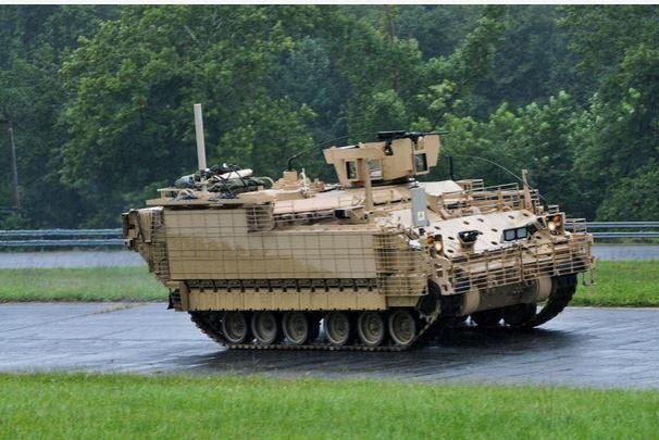 BAE Delivers Armored Multi-Purpose Vehicles To Army For