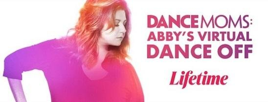 Abby's Virtual Dance Off will not air on Lifetime as planned. Image courtesy of Lifetime