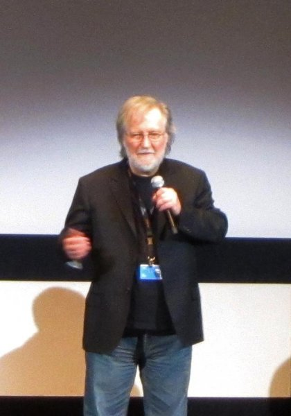 Photo of Tobe Hooper at the 2014 Cannes Film Festival, courtesy of Wikimedia Commons