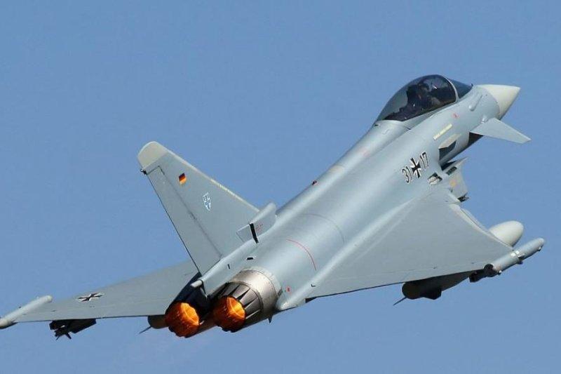 $54 million study aims to improve Eurofighter Typhoon