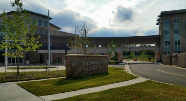 Joint Base Andrews, located outside Baltimore, was on lockdown with reports of an active shooter. Reports later said there was no shooter on the campus. Photo courtesy of Malcolm Grow Medical Clinic and Surgery Center.