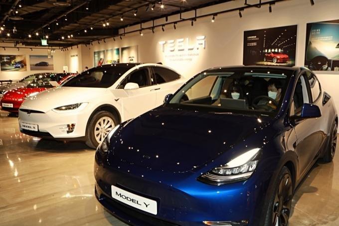 Tesla captures nearly half of Korean electric vehicle market