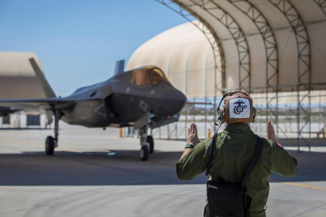 The Marine Crops announced this week that is has delivered eight F-35B Lightning IIs to the Marine Aircraft Wing's Marine Fight Attack Squadron 121 (VFMA-121) in Iwakuni, Japan. Photo by John Hall/U.S. Marine Corps