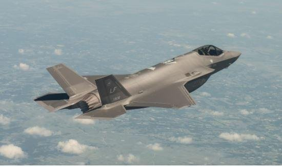 BAE Systems and Lockheed Martin received contracts totaling $145.1 million for upgrades to radio frequency countermeasures of the F-35. Photo courtesy of Lockheed Martin