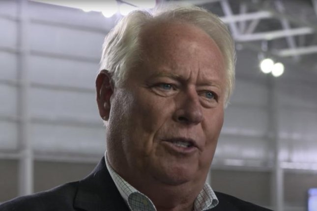Dell Loy Hansen, the owner of Real Salt Lake, Utah Royals FC and Real Monarchs, said Sunday he intends to sell the three soccer clubs. Photo courtesy of Real Salt Lake/YouTube