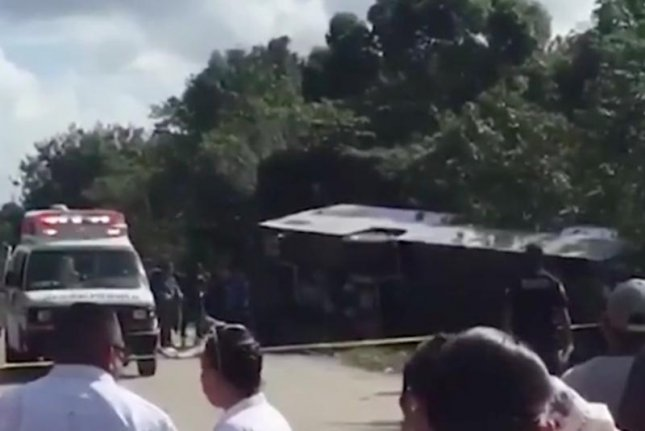 At Least 12 Dead In Tourist Bus Crash In Mexico