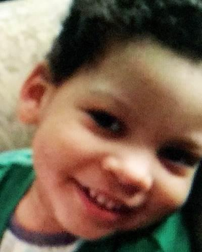 The New Mexico Office of the Medical Investigator identified remains found at a makeshift compound as those of missing 3-year-old Abdul-Ghani Wahhaj Thursday. Photo courtesy National Center for Missing and Exploited Children