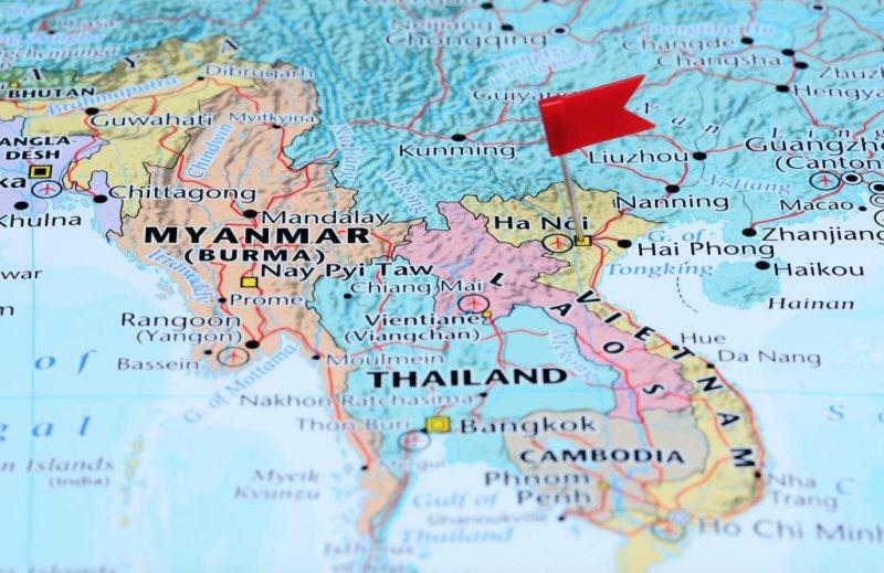 Vietnam To Allow Australians Limited Access To Battle Site UPIcom - World map in vietnamese