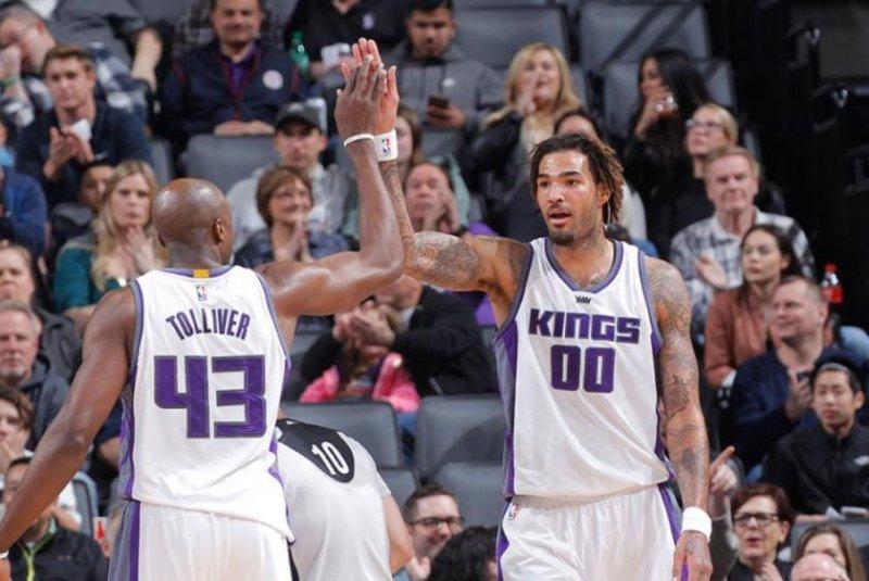 Sacramento Kings center Willie Cauley-Stein. (Kings/Twitter)