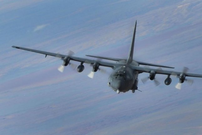 Sierra Nevada Corp. received a $130 million contract for logistics support for the Precision Strike Package on the U.S. Air Force's AC-130 aircraft. Photo courtesy of U.S.Air Force
