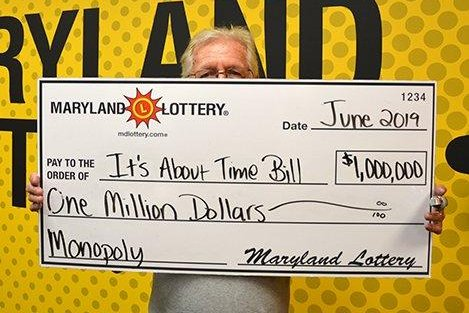 Man wins $500, $1 million from scratch-off lottery tickets